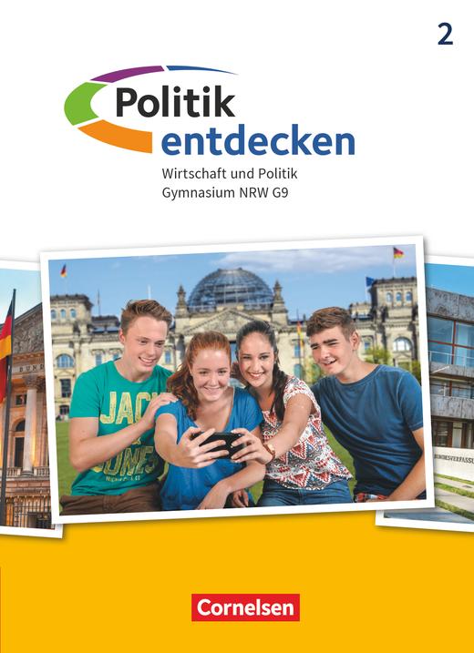 Politik entdecken - Schülerbuch - Band 2