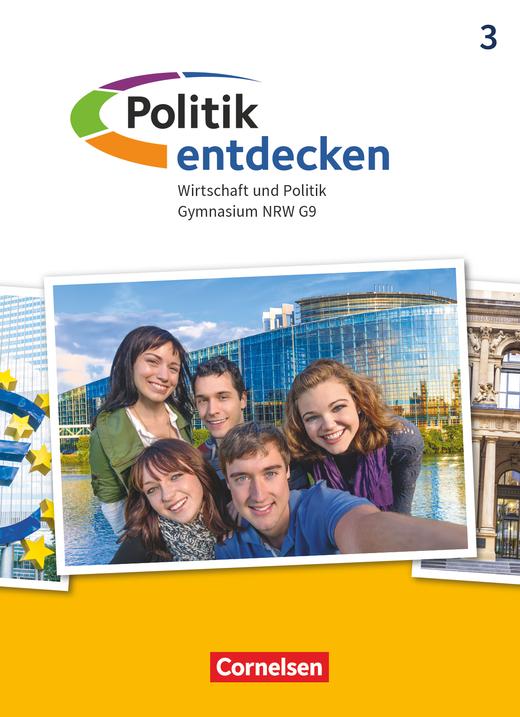 Politik entdecken - Schülerbuch als E-Book - Band 3