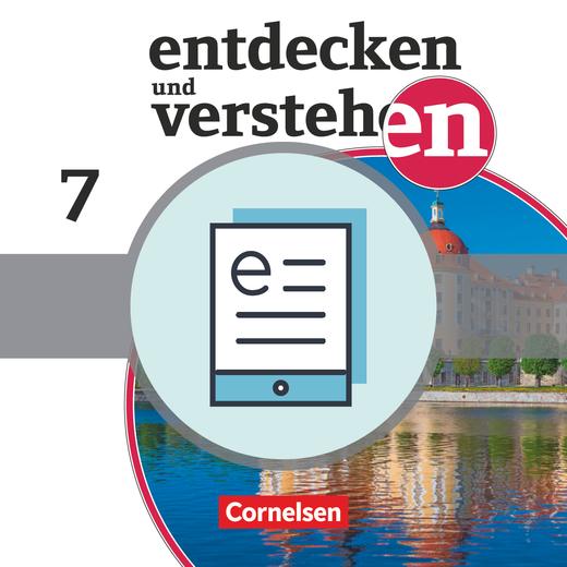 Entdecken und verstehen - Vom Beginn der Neuzeit bis zur Industrialisierung - Schülerbuch als E-Book - 7. Schuljahr