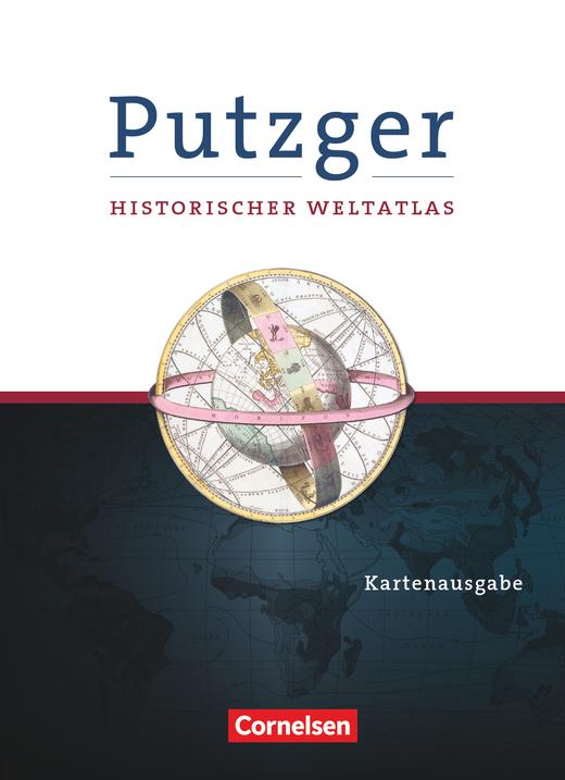 Putzger - Historischer Weltatlas - Kartenausgabe