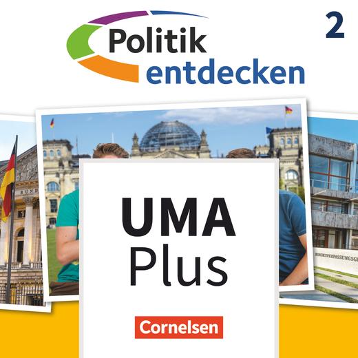 Politik entdecken - Unterrichtsmanager Plus - mit Download für Offline-Nutzung - Band 2