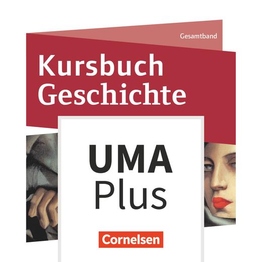 Kursbuch Geschichte - Unterrichtsmanager Plus - mit Download für Offline-Nutzung - Gesamtband