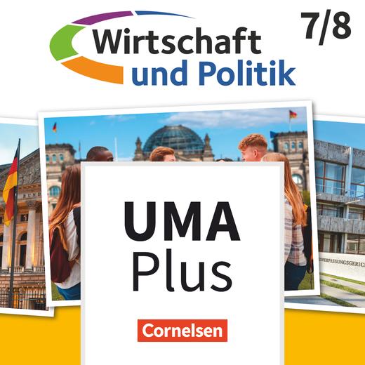 Wirtschaft und Politik - Unterrichtsmanager Plus - mit Download für Offline-Nutzung - 7./8. Schuljahr