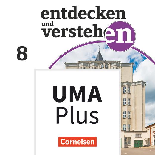 Entdecken und verstehen - Unterrichtsmanager Plus online (Demo 90 Tage) - 8. Schuljahr