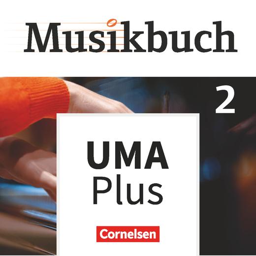 Musikbuch - Unterrichtsmanager Plus - mit Download für Offline-Nutzung - Band 2