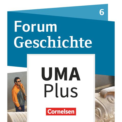 Forum Geschichte - Neue Ausgabe - Unterrichtsmanager Plus - mit Download für Offline-Nutzung - 6. Jahrgangsstufe