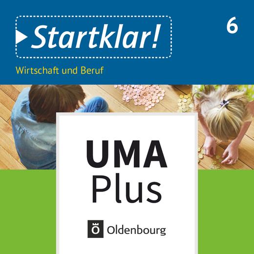 Startklar! - Unterrichtsmanager Plus - mit Download für Offline-Nutzung - 6. Jahrgangsstufe