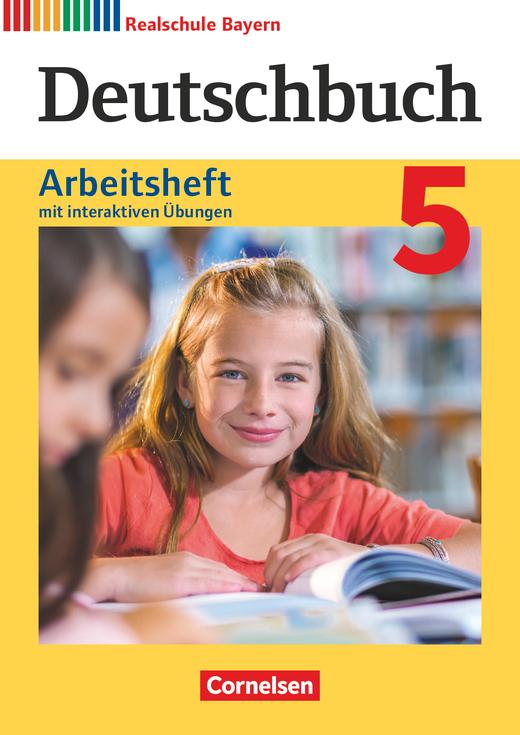 Deutschbuch - Arbeitsheft mit interaktiven Übungen auf scook.de - 5. Jahrgangsstufe