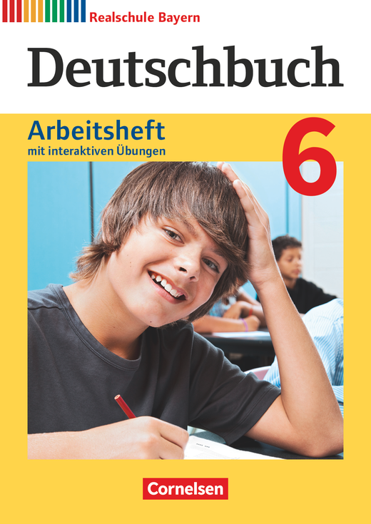 Deutschbuch - Arbeitsheft mit interaktiven Übungen auf scook.de - 6. Jahrgangsstufe