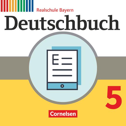 Deutschbuch - Schülerbuch als E-Book - 5. Jahrgangsstufe