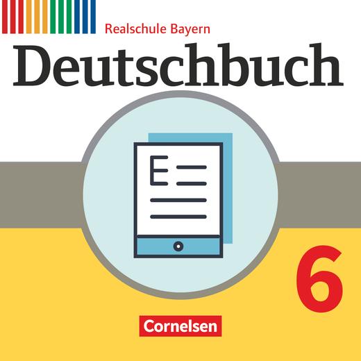 Deutschbuch - Schülerbuch als E-Book - 6. Jahrgangsstufe