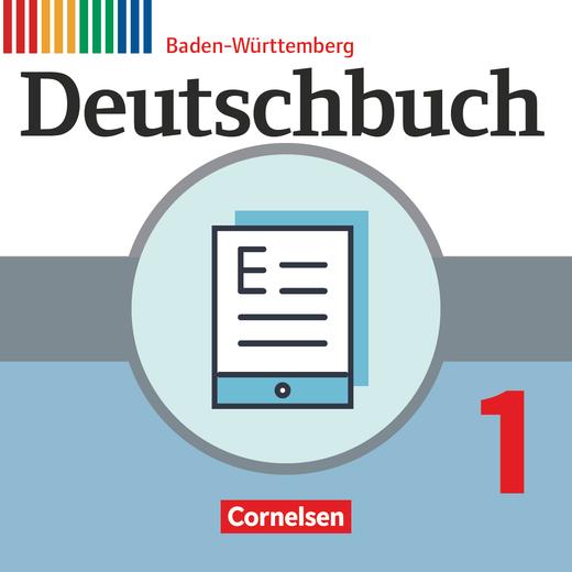 Deutschbuch - Schülerbuch als E-Book - Band 1: 5. Schuljahr