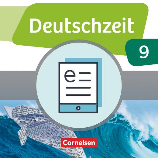 Deutschzeit - Schülerbuch als E-Book - 9. Schuljahr