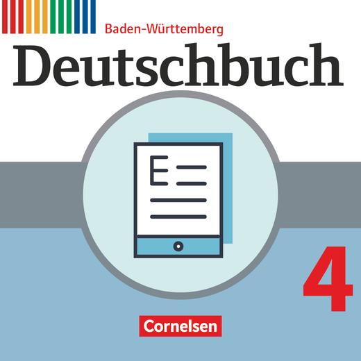 Deutschbuch - Schülerbuch als E-Book - Band 4: 8. Schuljahr