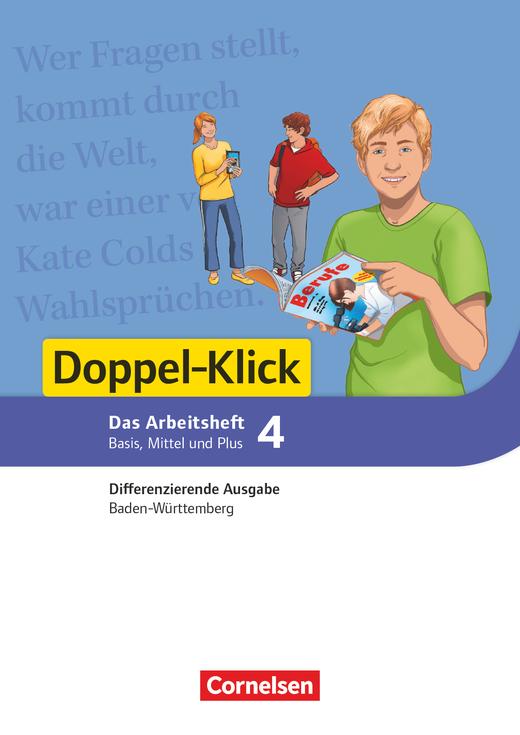 Doppel-Klick - Arbeitsheft mit Lösungen - Band 4: 8. Schuljahr