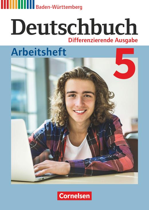 Deutschbuch - Arbeitsheft mit Lösungen - Band 5: 9. Schuljahr