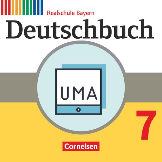 Deutschbuch - Unterrichtsmanager Plus - mit Download für Offline-Nutzung - 7. Jahrgangsstufe