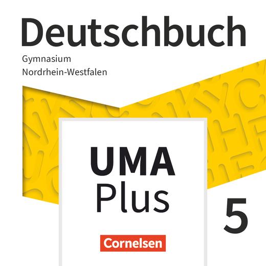 Deutschbuch Gymnasium - Unterrichtsmanager Plus - mit Download für Offline-Nutzung - 5. Schuljahr