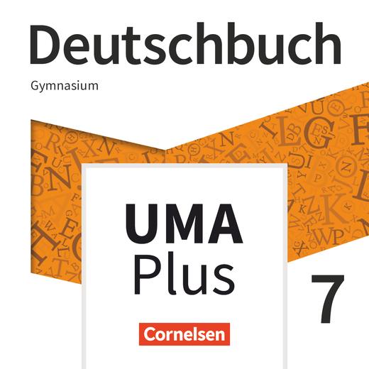 Deutschbuch Gymnasium - Unterrichtsmanager Plus - mit Download für Offline-Nutzung - 7. Schuljahr