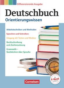 Deutschbuch - Differenzierende Ausgabe 2011
