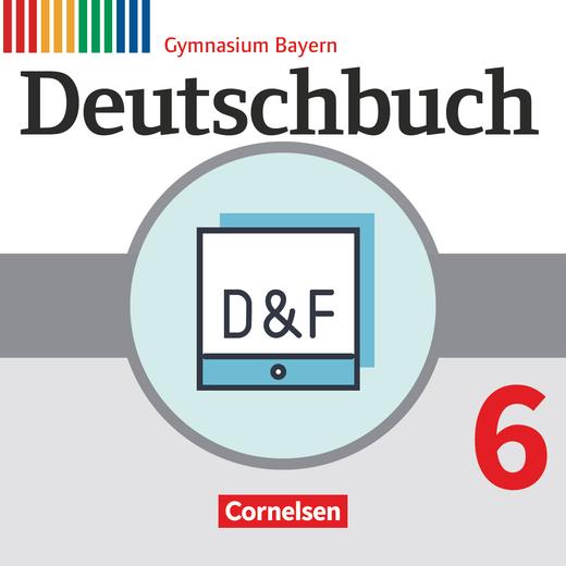 Deutschbuch Gymnasium - Diagnose und Fördern online - 6. Jahrgangsstufe