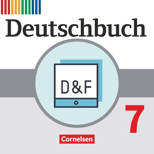 Deutschbuch Gymnasium - Diagnose und Fördern online - 7. Jahrgangsstufe