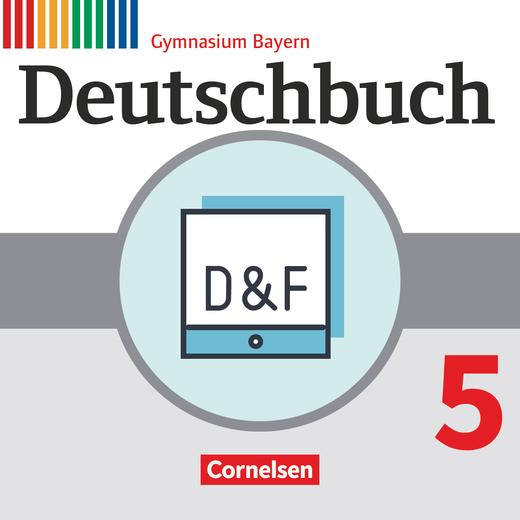 Deutschbuch Gymnasium - Diagnose und Fördern online - 5. Jahrgangsstufe