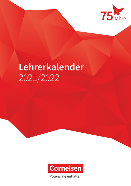 Lehrerkalender - Kalender DIN A5(14,8 cm x 21 cm)