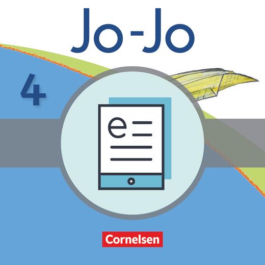 Jo-Jo Sprachbuch - Schülerbuch als E-Book - 4. Schuljahr