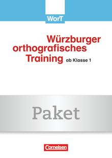 WorT - Würzburger orthografisches Training - Verschriften lautgetreuer Wörter/Rechtschreibregeln befolgen - Handreichungen für den Unterricht mit Kopiervorlagen - 1.-4. Schuljahr