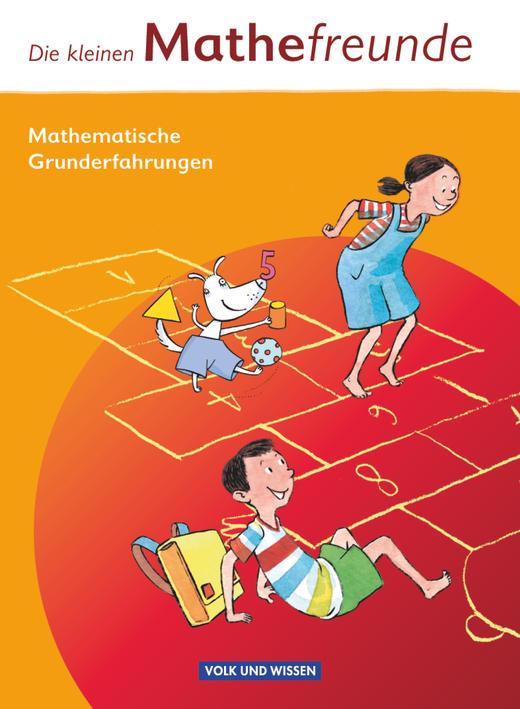 Mathefreunde - Die kleinen Mathefreunde - Mathematische Grunderfahrungen - Arbeitsheft mit Kartonbeilagen - Vorübungen