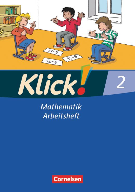 Klick! Mathematik - Unterstufe - Arbeitsheft - 2. Schuljahr