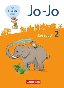 Jo-Jo Lesebuch - Schülerbuch - 2. Schuljahr