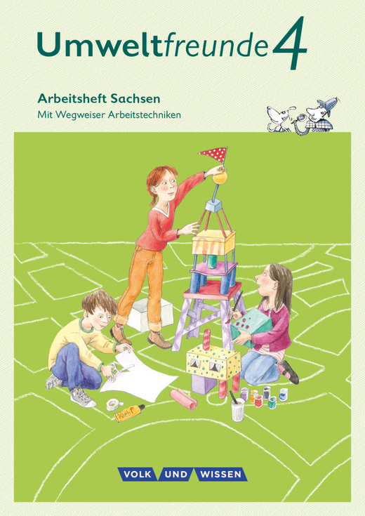 Umweltfreunde - Arbeitsheft - 4. Schuljahr