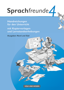 Sprachfreunde - Handreichungen für den Unterricht - 4. Schuljahr