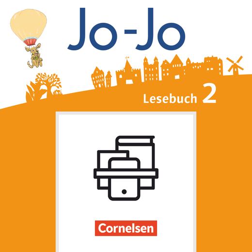 Jo-Jo Lesebuch - Lernspurenheft - 2. Schuljahr