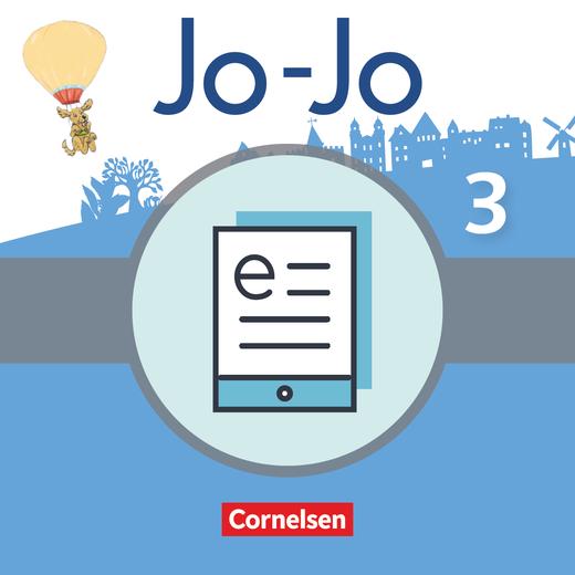 Jo-Jo Sprachbuch - Sprachbuch als E-Book - 3. Schuljahr