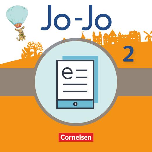 Jo-Jo Lesebuch - Schülerbuch als E-Book - 2. Schuljahr