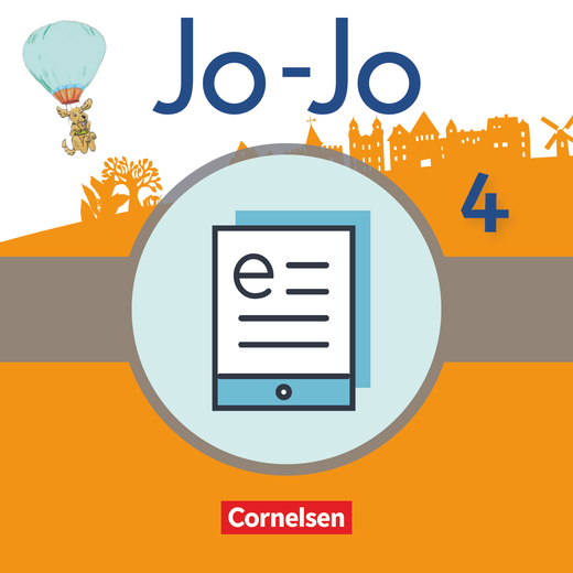 Jo-Jo Lesebuch - Schülerbuch als E-Book - 4. Schuljahr