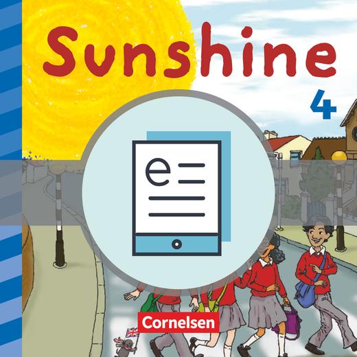 Sunshine - Pupil's Book als E-Book - 4. Schuljahr