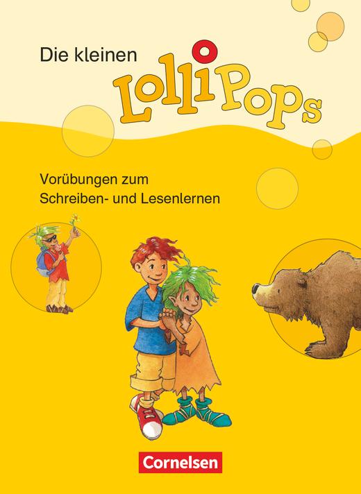 Lollipop Fibel - Die kleinen LolliPops - Vorübungen zum Schreiben- und Lesenlernen