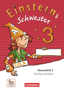 Einsterns Schwester - Themenheft 2 - 3. Schuljahr