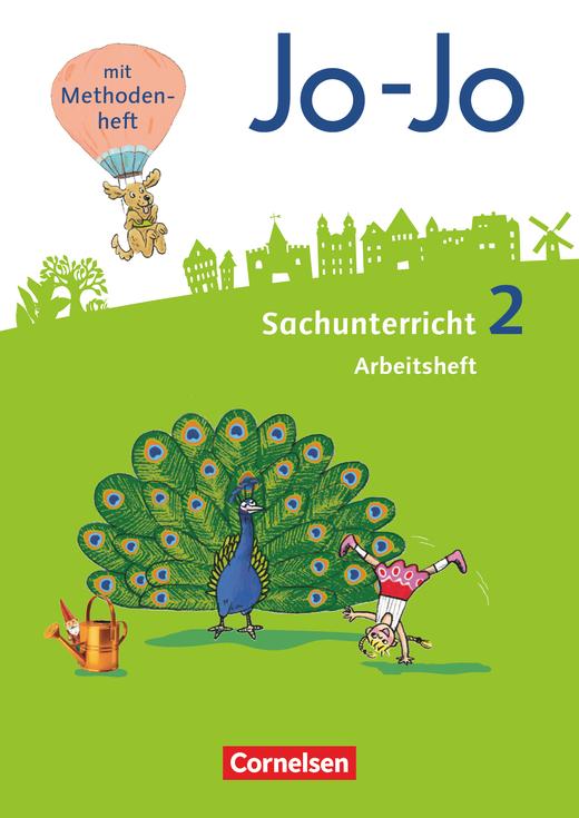 Jo-Jo Sachunterricht - Arbeitsheft - 2. Schuljahr