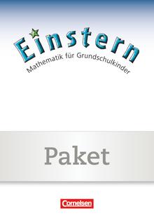 Einstern - Lobaufkleber - Band 1-4