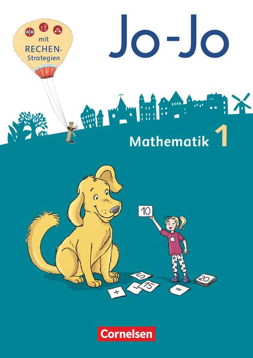 Jo-Jo Mathematik - Schülerbuch - 1. Schuljahr