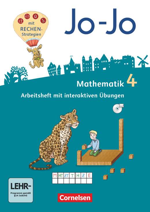 Jo-Jo Mathematik - Arbeitsheft - 4. Schuljahr