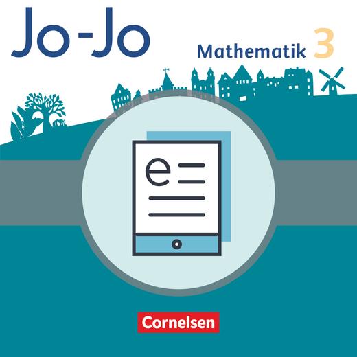 Jo-Jo Mathematik - Schülerbuch als E-Book - 3. Schuljahr
