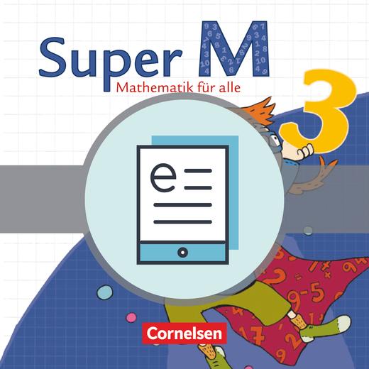Super M - Schülerbuch als E-Book - 3. Schuljahr