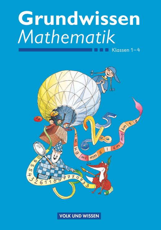 Grundwissen Mathematik - Schülerbuch - 1.-4. Schuljahr