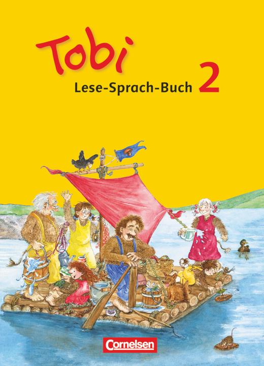 Tobi 2 - Lese-Sprachbuch - 2. Schuljahr